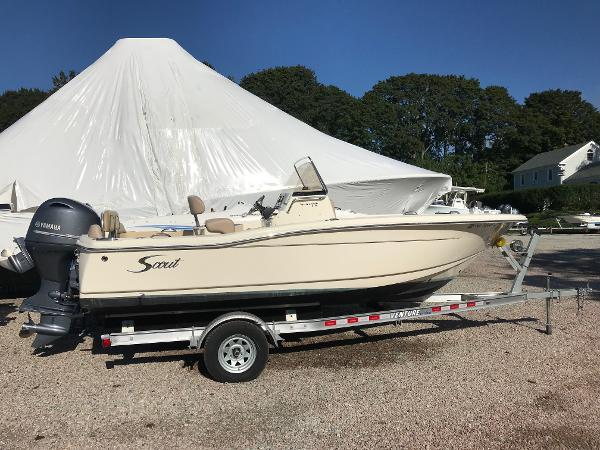 Scout 195 Sportfish Scout 195 Sportfish For Sale Used Boat