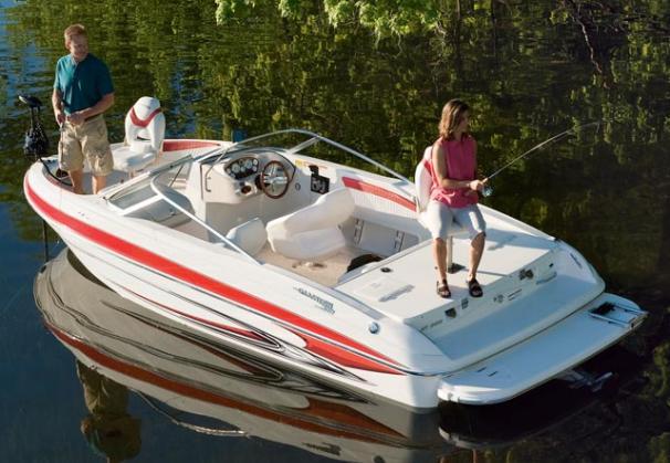 Glastron GT 205 Ski & Fish Manufacturer Provided Image