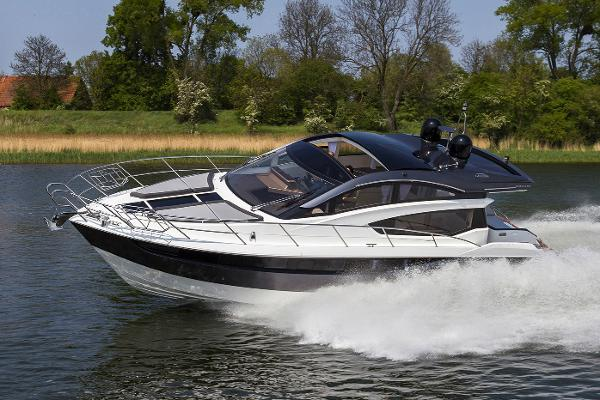 Galeon 430HTC Manufacturer Provided Image