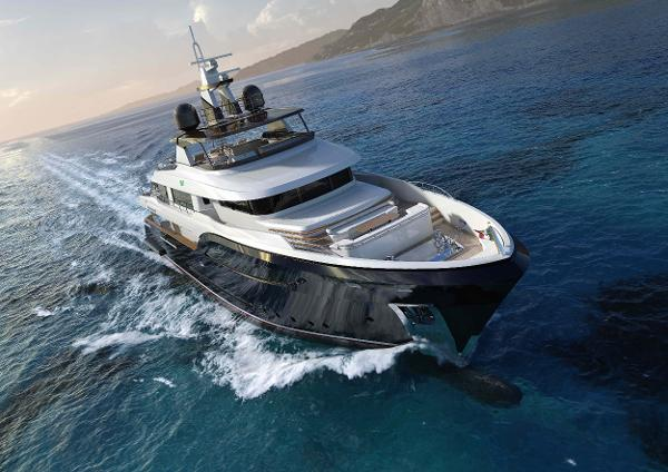 Mondomarine M40 Explorer