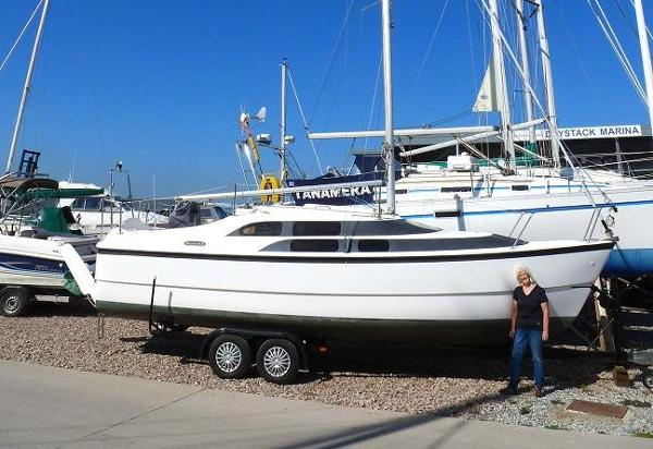 Macgregor Macgregor 26m Sl Rigged on trailer
