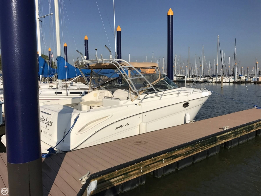 Sea Ray 290 Amberjack 2000 Sea Ray 290 Amberjack for sale in Clear Lake Shores, TX