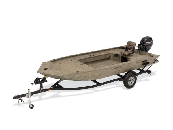 Tracker GRIZZLY® 1654 T Sportsman