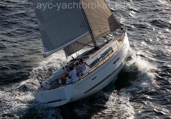 Dufour 405 Grand Large AYC - Dufour 405 GL
