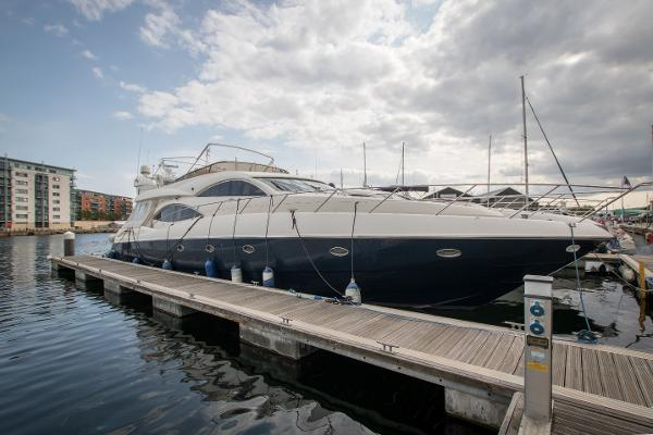 Sunseeker Manhattan 74 For Sale