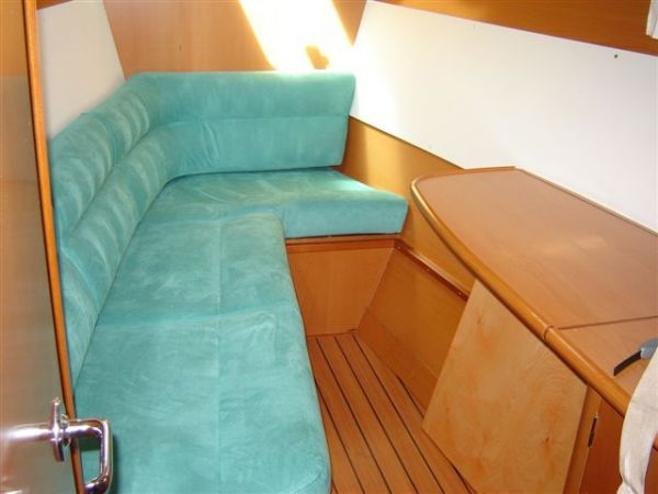 Starboard Forward Cabin Office