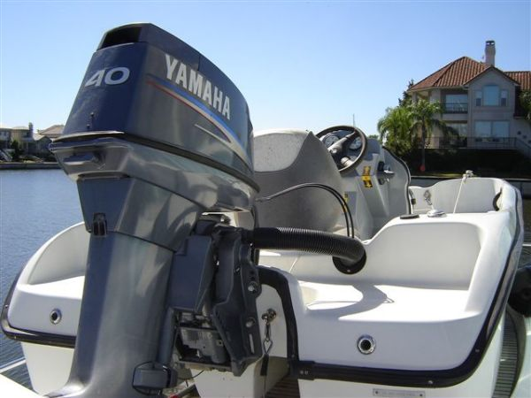 Dingy Outboard
