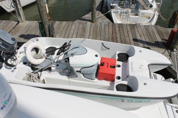 Catamaran Dingy