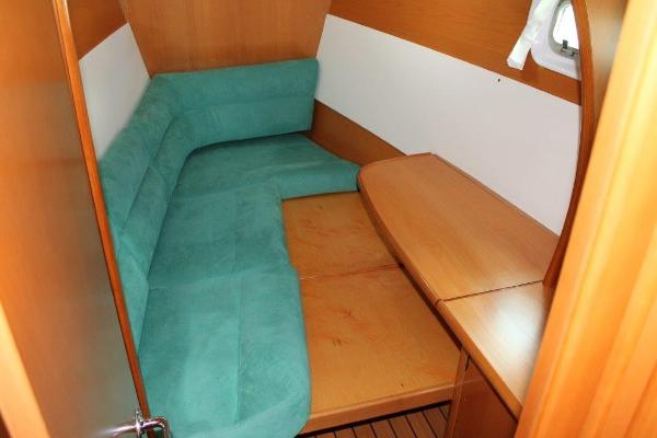 Converts to Small Double Berth