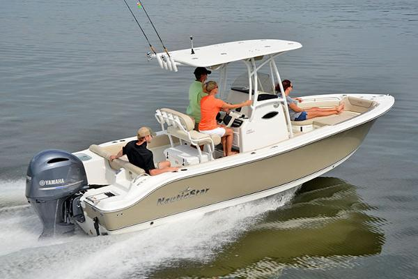 NauticStar 2302 Legacy Manufacturer Provided Image