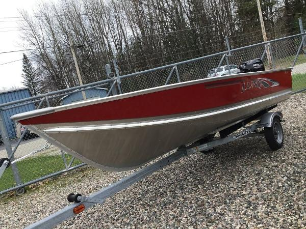 Lund WC-14 Fishboat