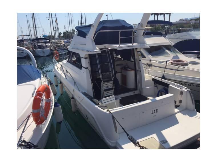 Faeton Yachts Faeton 1040 Moraga Fly