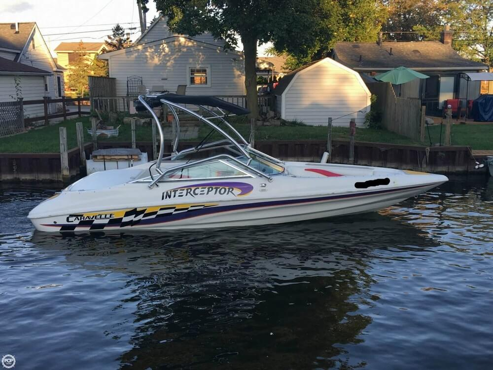 Caravelle Boats Interceptor 232 Bow Rdr 1997 Caravelle Interceptor 232 BR for sale in Harrison Township, MI