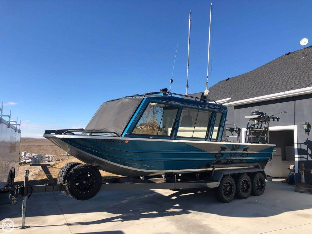 BWC 26 Gatling Twin 2012 BWC 26 for sale in Nampa, ID