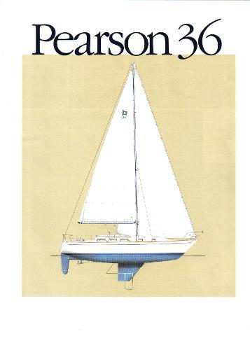 Pearson 36 CB