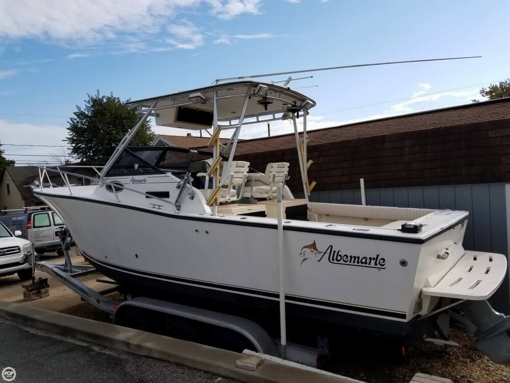Albemarle 265 Express Fisherman 1996 Albemarle 26 for sale in Wilmington, DE