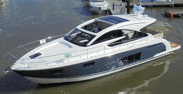 Fairline Targa 48 GT Fairline Targa 48 GT - Overall 1