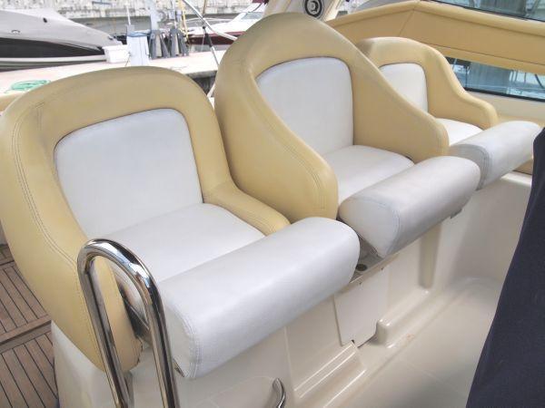 Triple Helm Seats
