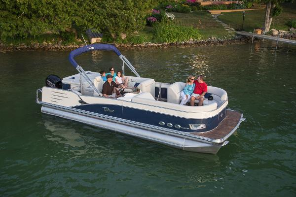 Tahoe Pontoon Vista Elite