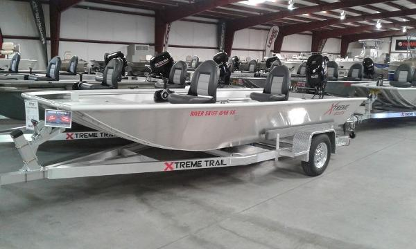 Xtreme RIVER SKIFF 1648SS