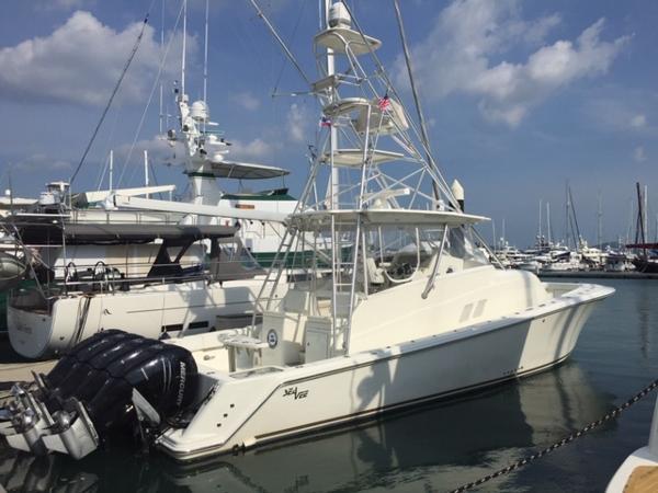 SeaVee 430 FA