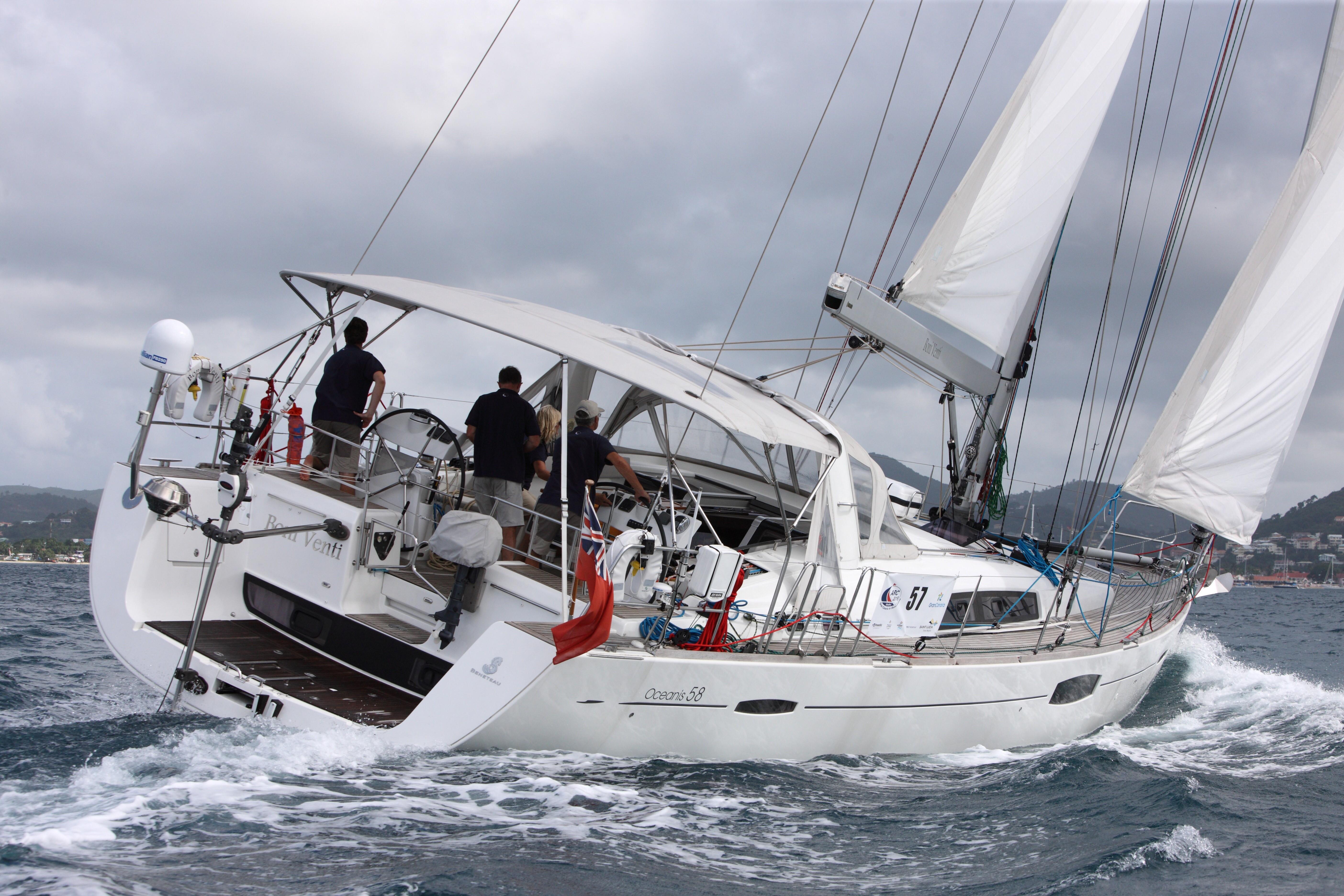 Beneteau Oceanis 58 Beneteau Oceanis 58 for sale