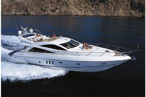 Sunseeker Manhattan 66 Manufacturer Provided Image: Manhattan 66
