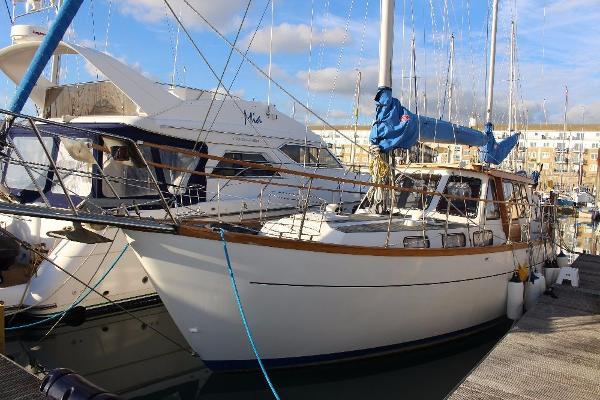 Nauticat 38 Nauticat 38