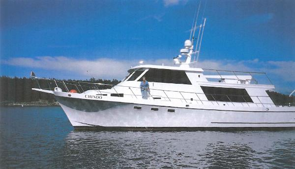 Little Hoquiam 60 Pilothouse Profile