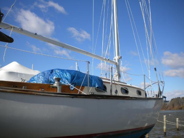 Cape Dory 28 Sloop
