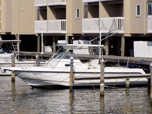 Boston Whaler 29 Outrage Photo 1