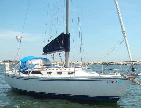 Catalina 34 Tall Rig - Wing Keel 1989 Catalina 34 Tall Rig