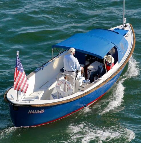 Naval Yachts Whaleboat Main