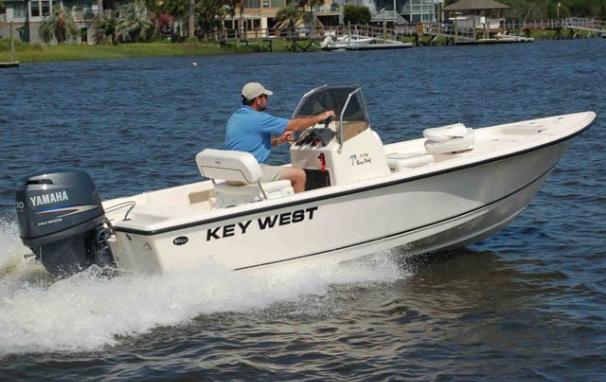 Key West 176 Bay Reef Manufacturer Provided Image