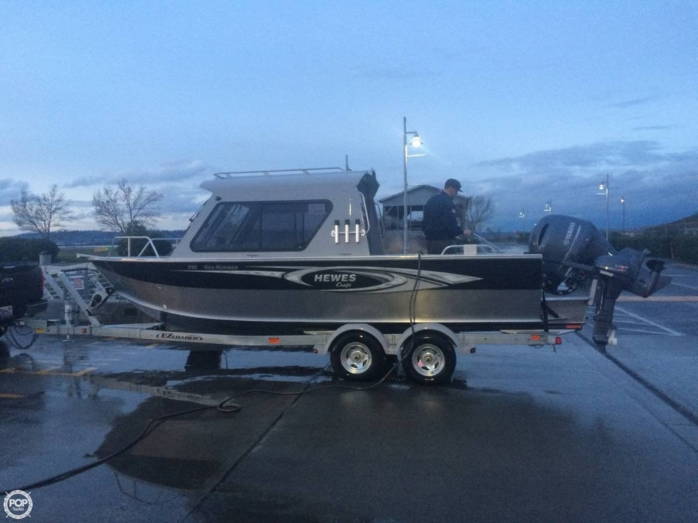 Hewes 210 Searunner ET 2016 Hewescraft 21 for sale in Coeur D'alene, ID