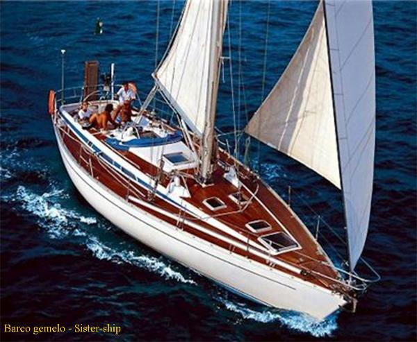 Grand Soleil 46 Grand Soleil 46 sailing