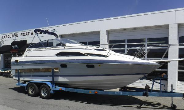 Bayliner Ciera 2455 Sunbridge