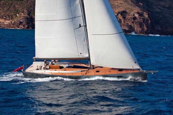 CARBON OCEAN YACHTS Carbon Ocean Yachts 82