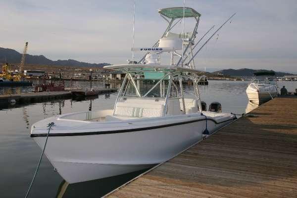 Ocean Master 31 Offshore