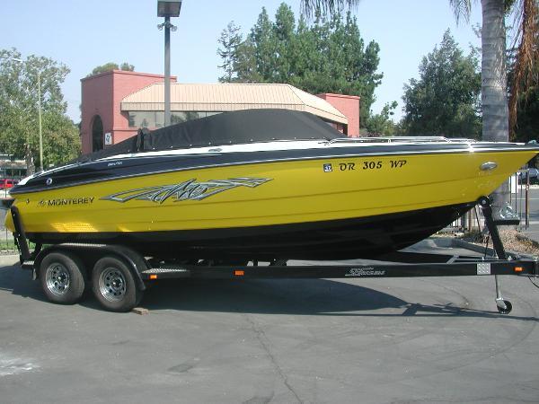 Monterey 224FSX