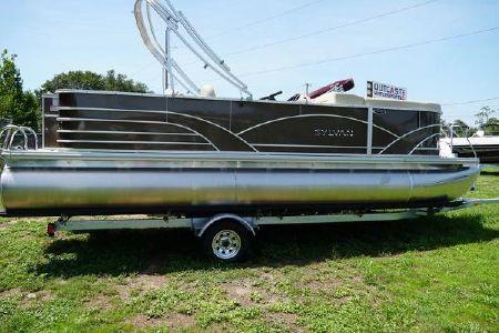 Sylvan boats for sale - boats com