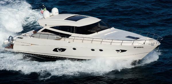Cantieri Navali del Tirreno Cayman 60 Ht Cayman 60 Wind Yachts