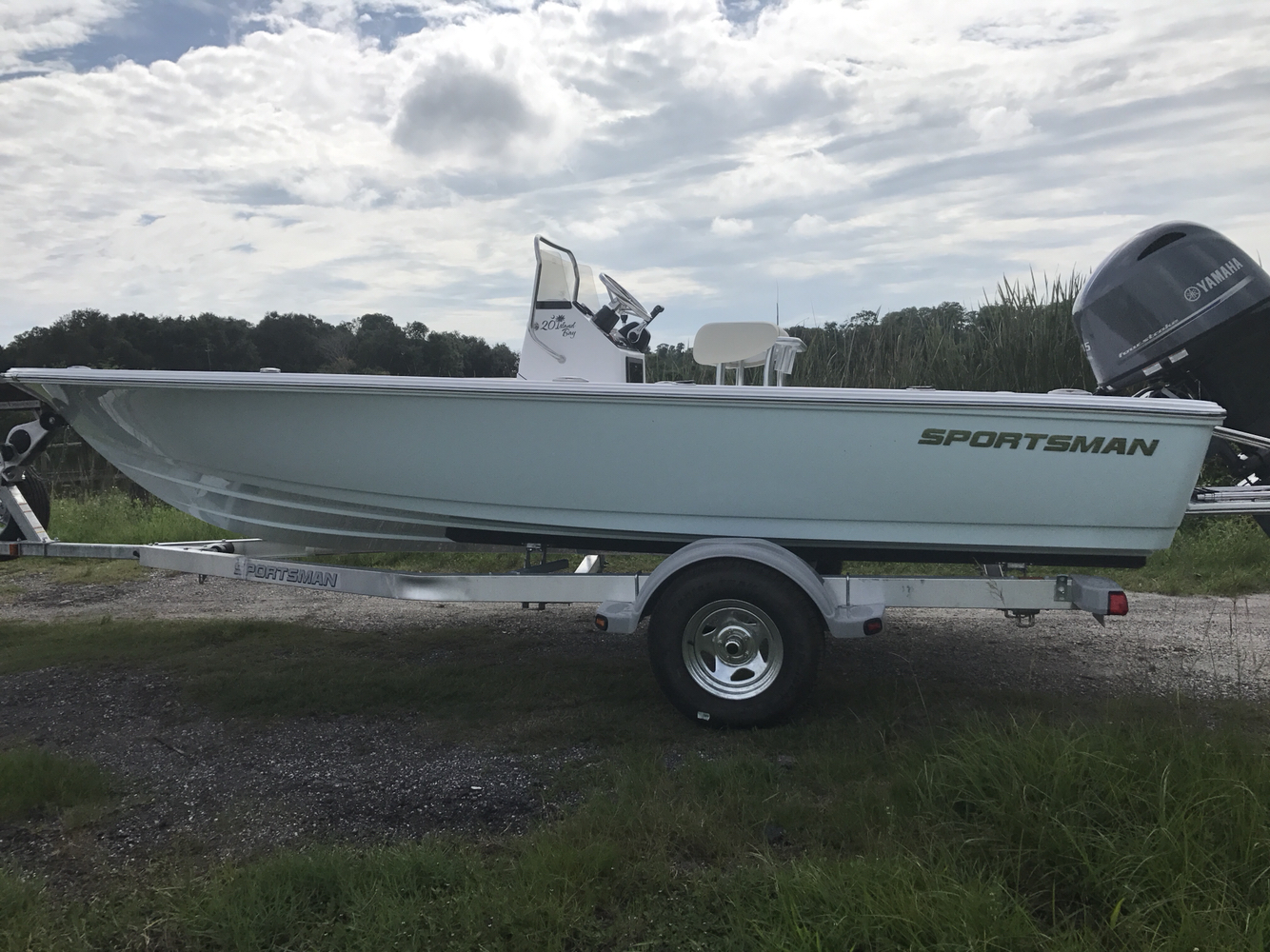 Sportsman Boats 20 ISLAND BAY