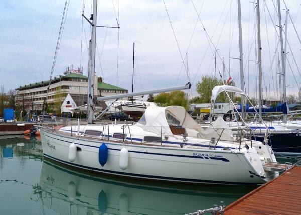 Bavaria 34 Cruiser Bavaria 34 Cruiser (2008) - 'Alegria'