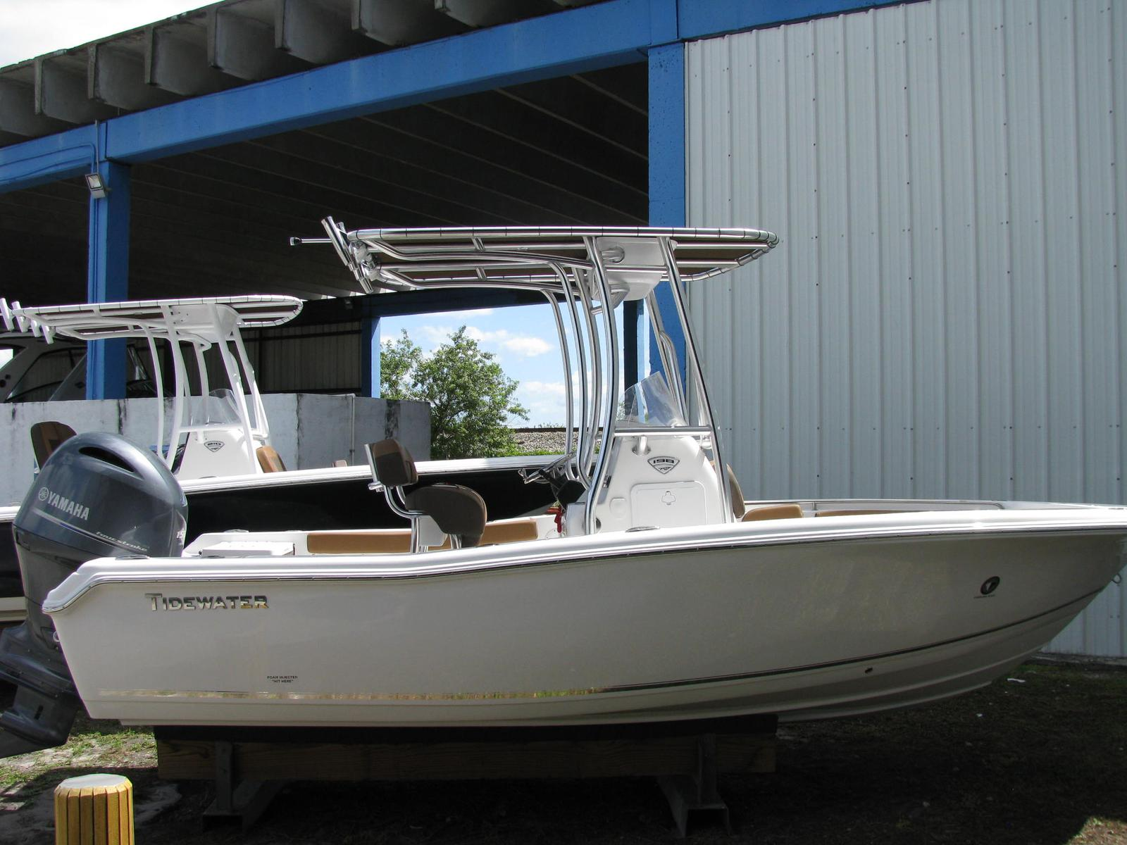Tidewater Boats 198 CC Adventure