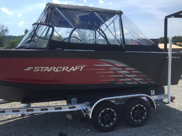 Starcraft 196 Fishmaster