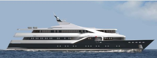 yacht Luxury Cruise Vessel
