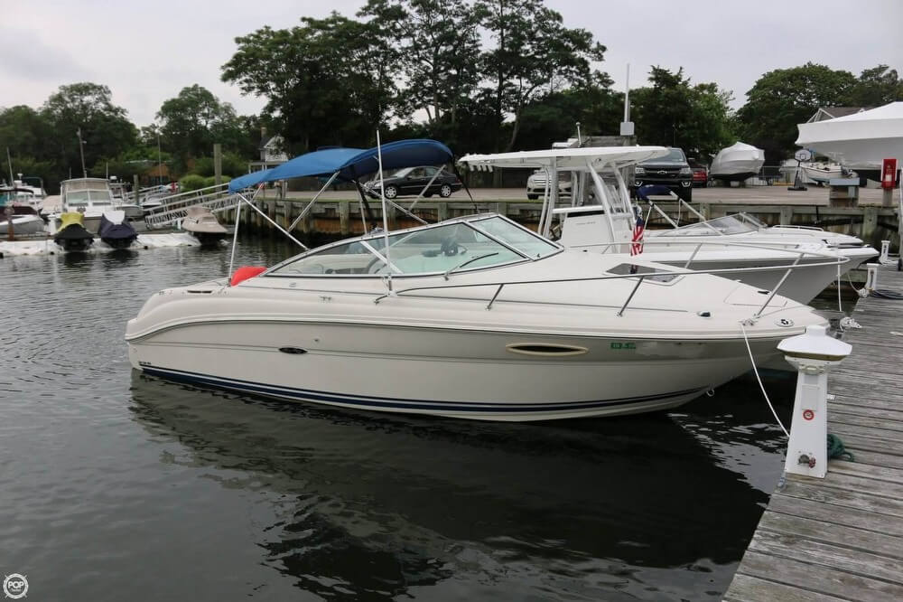 Sea Ray 225 Weekender 2004 Sea Ray 225 Weekender for sale in South Jamesport, NY