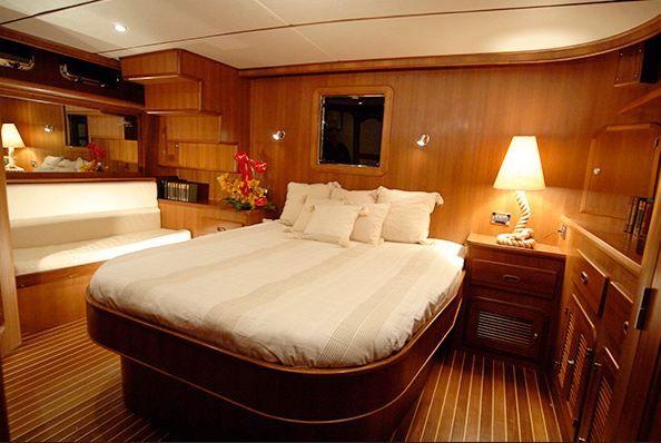 Adagio 48 Master Cabin