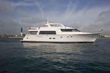 Pacific Mariner Motoryacht Photo 1